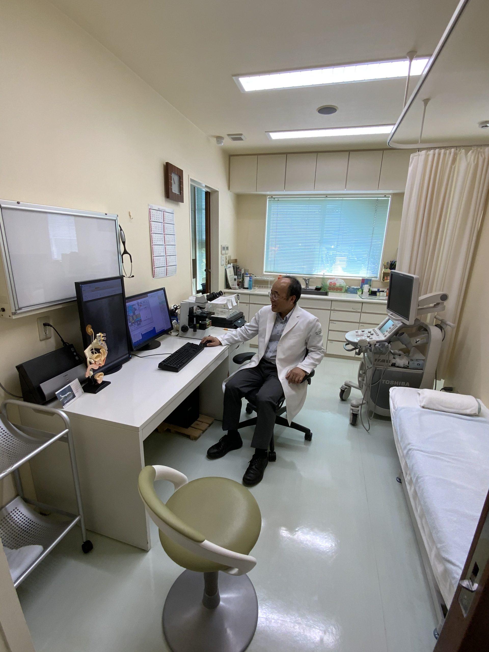 診察室(全景)